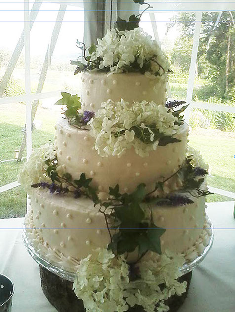 Best Wedding Cakes Vermont